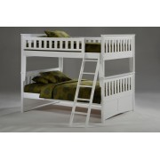 Ginger Full-Full White Bunk Bed Save $150